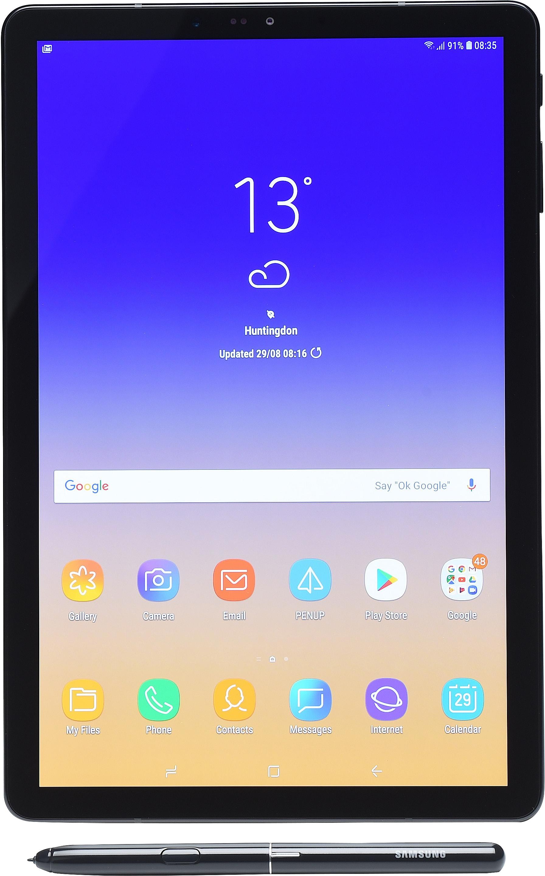 I dettagli del test sul tablet SAMSUNG Galaxy Tab S4 64GB LTE (SM-T835)
