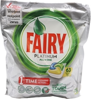 FAIRY PLATINUM tutto in 1 - limone