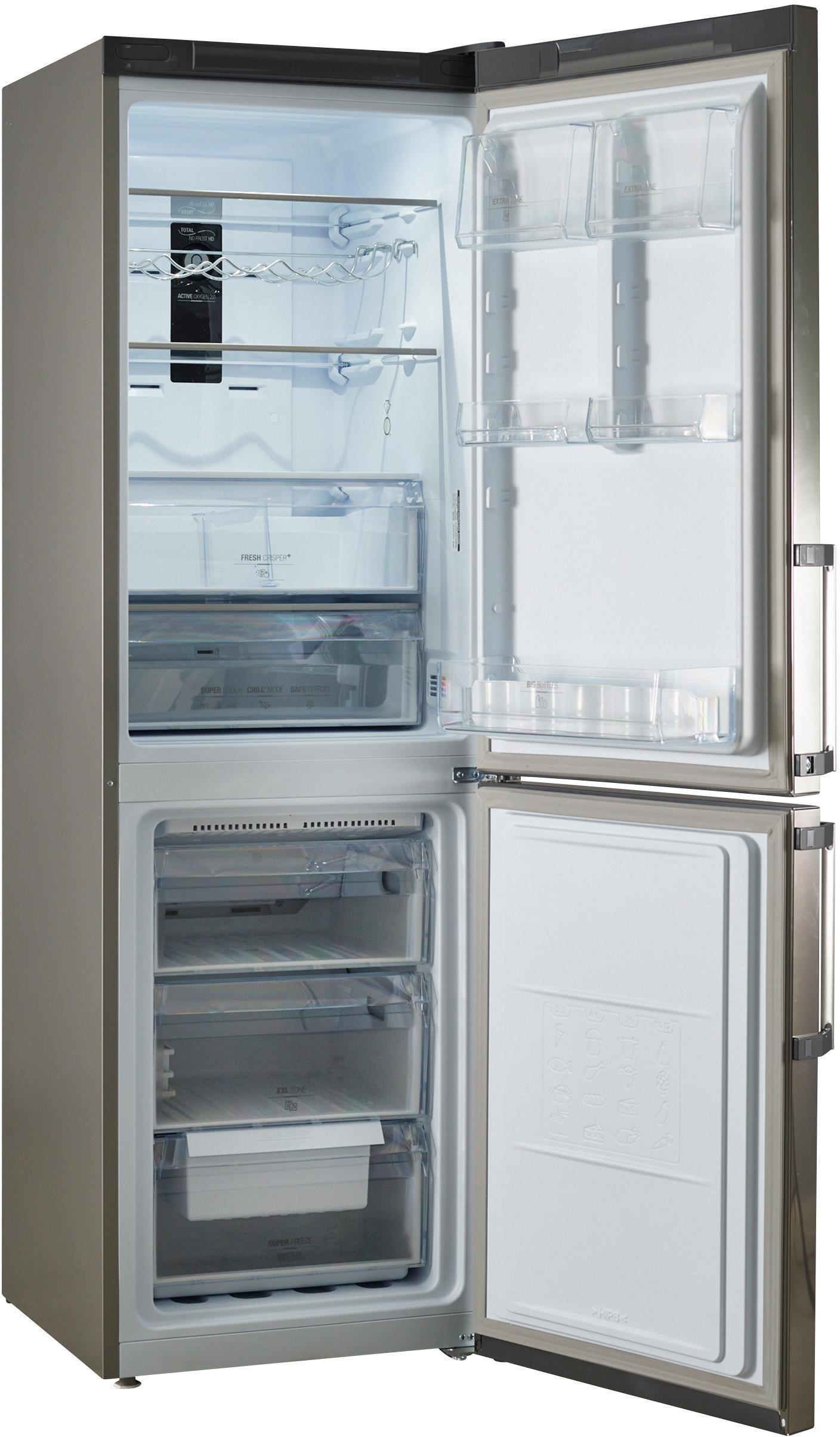 I dettagli del test sul frigorifero HOTPOINT-ARISTON XH8 T3Z XOZH
