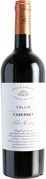 VILLA FOLINI Cabernet Collio DOC 2017 | Classifica vini | Altroconsumo