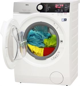 I dettagli del test sulla lavatrice AEG L7FEE842