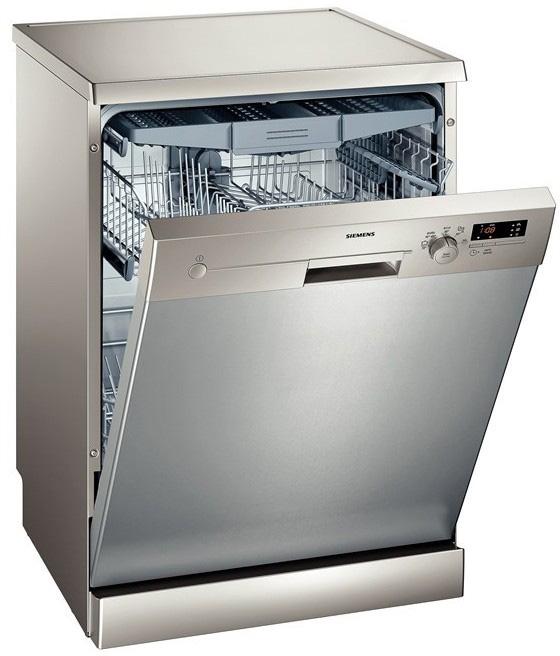 I dettagli del test sulla lavastoviglie SIEMENS SN25E871EU