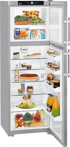 I dettagli del test sul frigorifero LIEBHERR CTPesf 3316