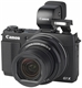 CANON-PowerShot G1 X Mark II plus EVF-DC1
