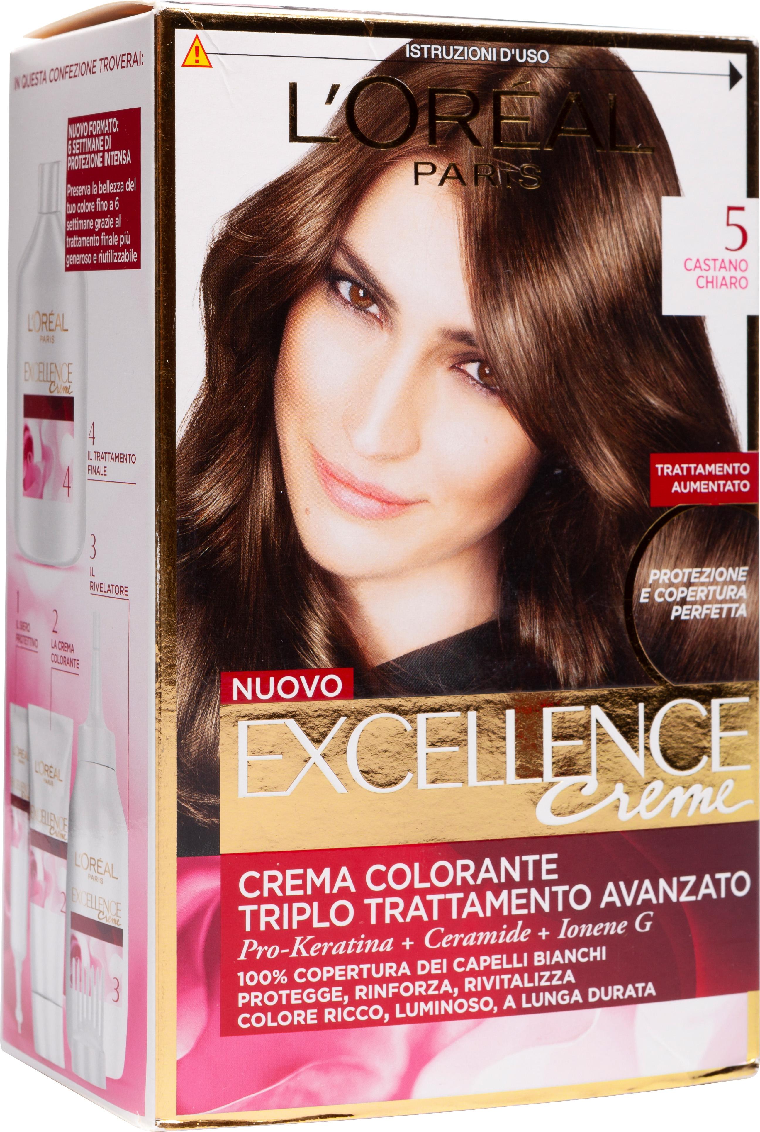 Test per scegliere il colore dei capelli
