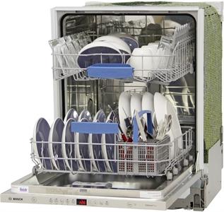 I dettagli del test sulla lavastoviglie BOSCH SMV53L30EU
