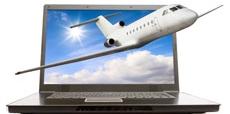 Biglietti aerei online non proprio low cost