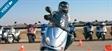 Scooter 125 alla prova. Guarda le immagini del nostro crash test