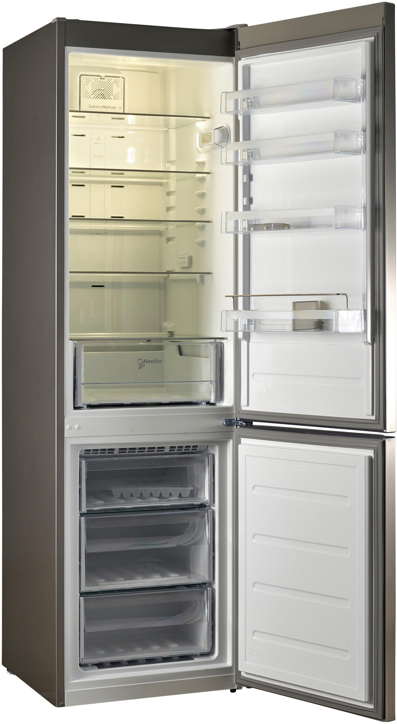 I dettagli del test sul frigorifero WHIRLPOOL BSNF9123OX