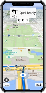 GENERAL MAGIC MAGIC EARTH NAVIGAZIONE GPS (IOS) | Classifica Navigatori satellitari: Risultati del test | Altroconsumo