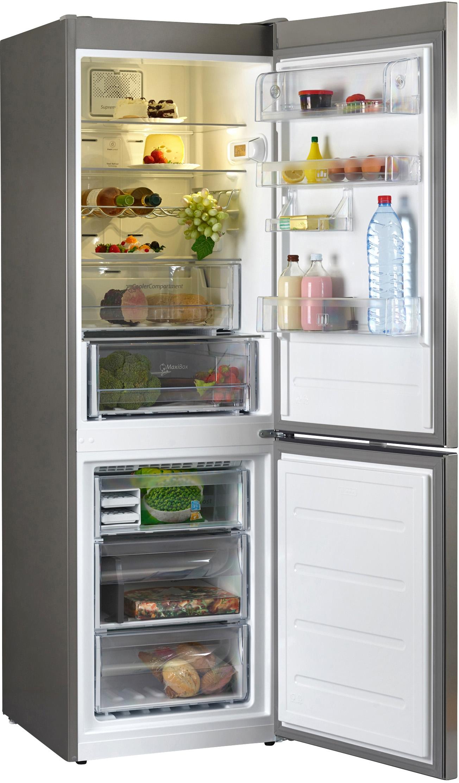 I dettagli del test sul frigorifero WHIRLPOOL BSNF 8152 OX