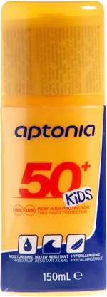 APTONIA (DECATHLON) Kids spray solare protettivo | Classifica creme solari | Altroconsumo