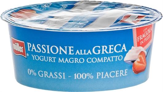 I Dettagli Del Test Sullo Yogurt Muller Passione Alla Greca Alla Fragola