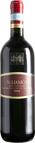 FEUDO MONACI Aglianico del Vulture DOC 2015 | Classifica vini | Altroconsumo