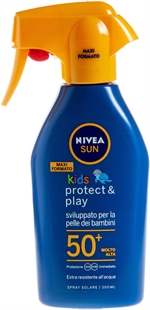 NIVEA SUN Kids protect&play spray | Classifica creme solari | Altroconsumo