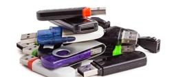 Chiavette usb: scegli bene dove archiviare i file