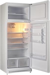 I dettagli del test sul frigorifero INDESIT TEAA 5