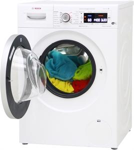I dettagli del test sulla lavatrice BOSCH WAW286H8IT