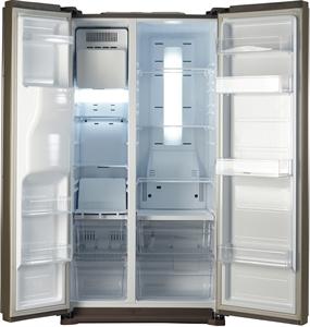 I dettagli del test sul frigorifero SAMSUNG RS7547BHCSP