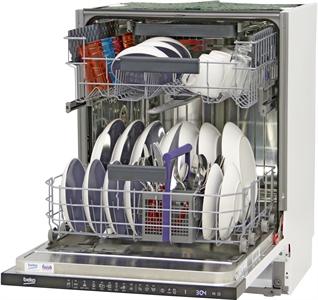 I dettagli del test sulla lavastoviglie BEKO DIN28221