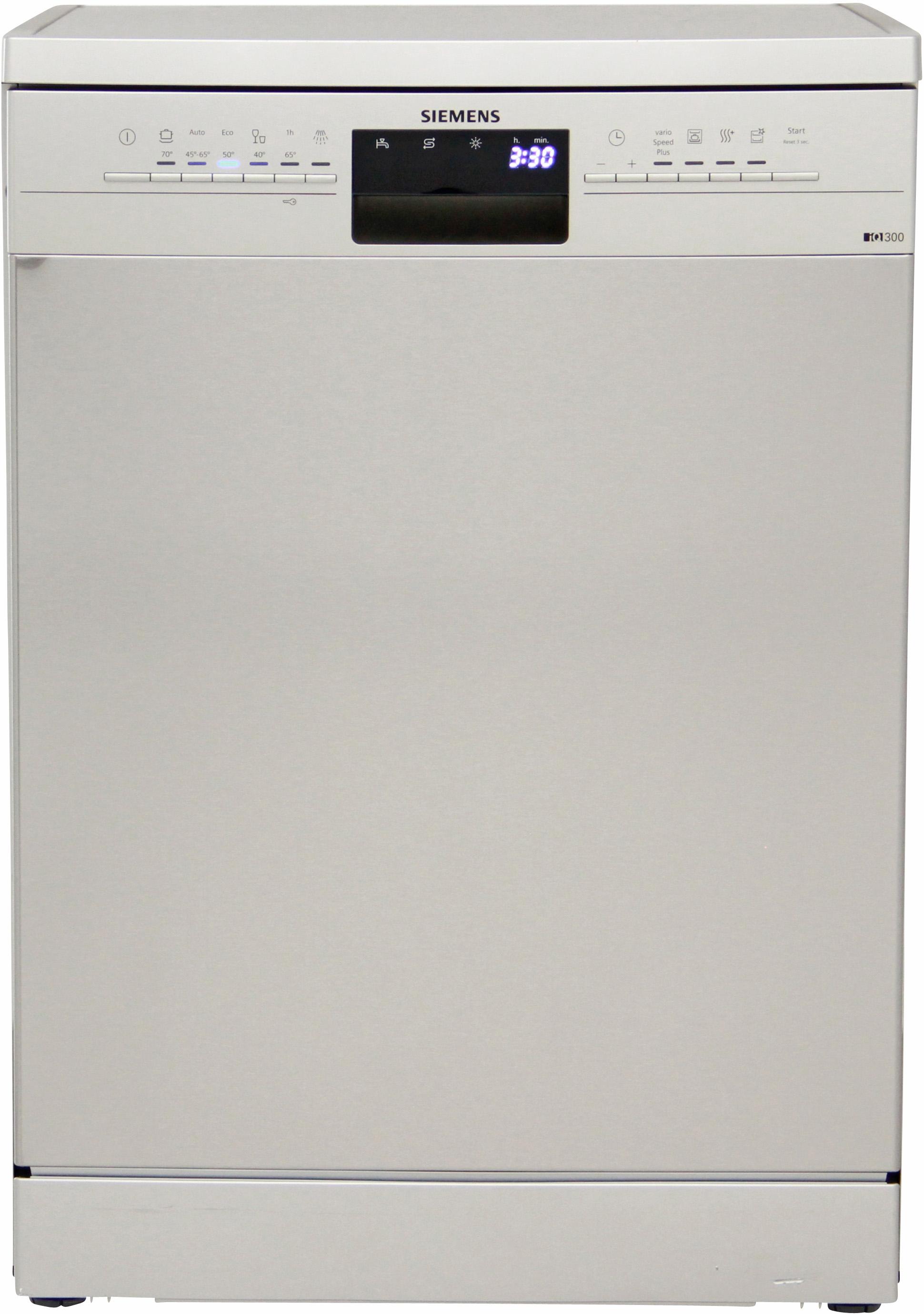 I dettagli del test sulla lavastoviglie SIEMENS SN236I01KE
