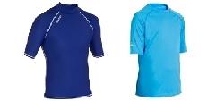 Magliette Decathlon anti UV: funzionano, ma solo se nuove