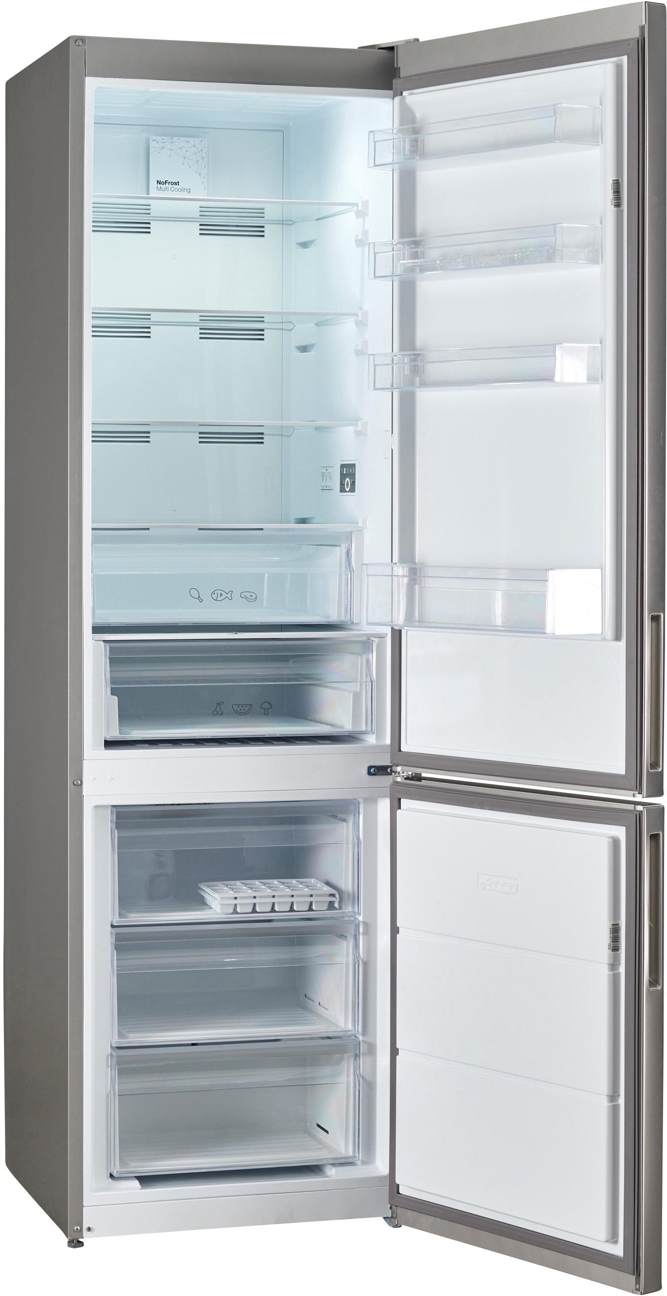 I dettagli del test sul frigorifero SMEG FC202PXN