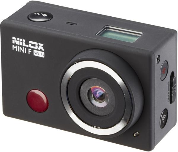 Action Camera Nilox MiniUp 720p HD Λευκό | Public