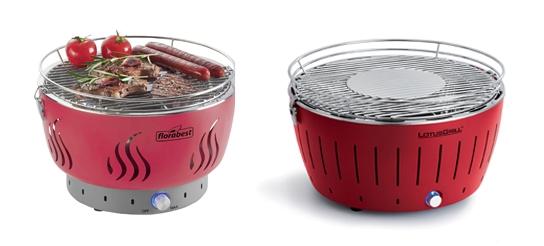 Barbecue: meglio economico o di marca? Lotus grill XL e